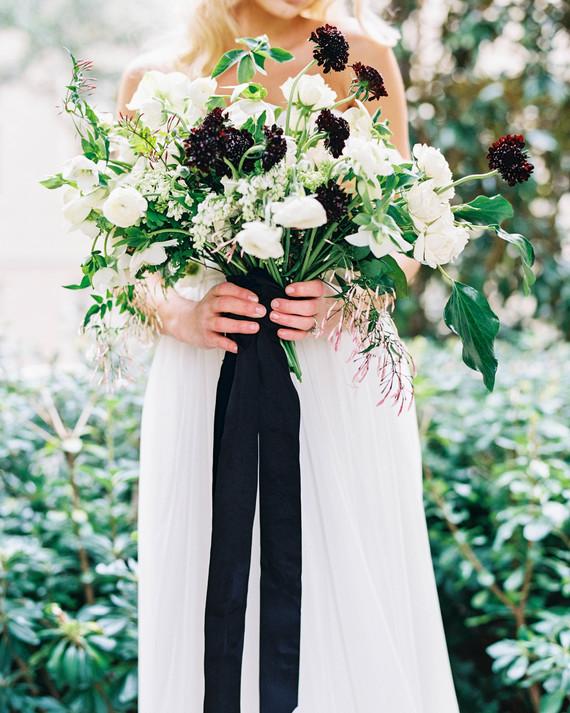 36 Beautiful Black-and-White Wedding Ideas