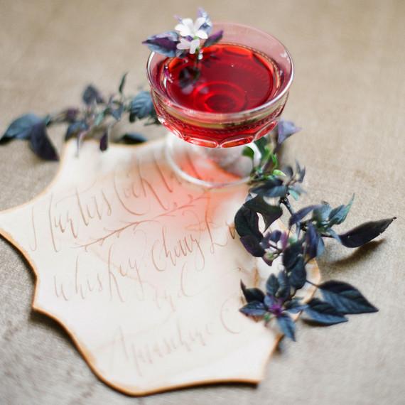 crest wedding decor corbin gurkin
