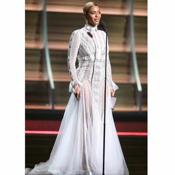 Grammy Awards 2016 Dreses Beyonce 0216 Jpg