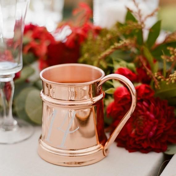 mug table number