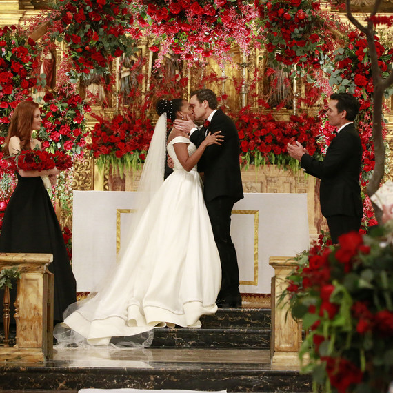 Scandal Wedding Scene