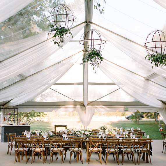 jamie jon wedding reception tent