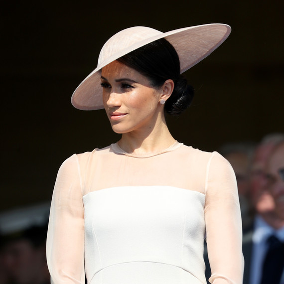 Meghan Markle at Prince Charles Birthday Party