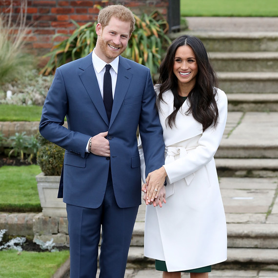 Celebrities At Royal Wedding.Celebrities Are Just As Obsessed With The Royal Wedding As We Are