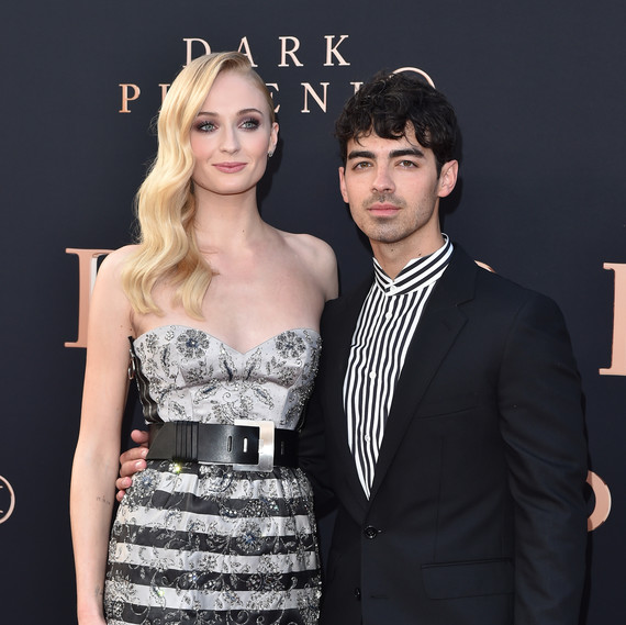 Sophie Turner and Joe Jonas, Red Carpet Appearance