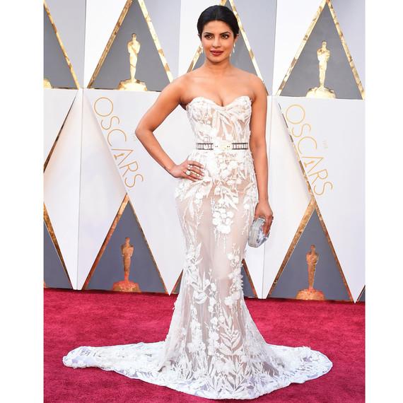Priyanka Wedding White Gown: Priyanka Chopra Just Revealed A Hint About Her Wedding