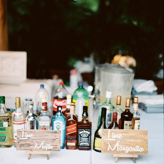 How To Keep The Cost Of Your Wedding Receptions Bar In Check