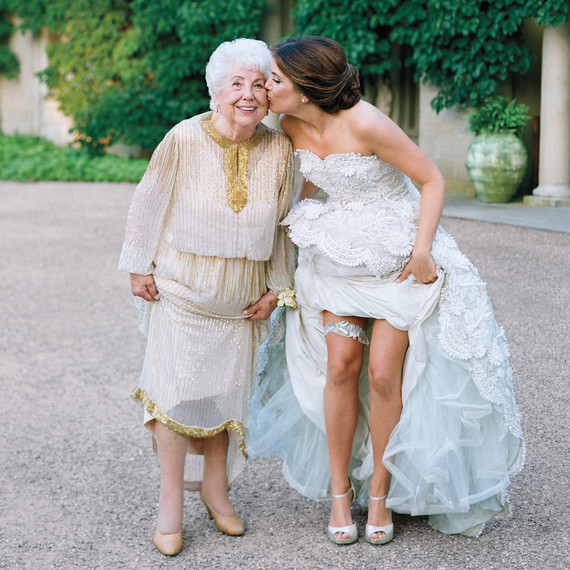 Grandma of Bride Dresses