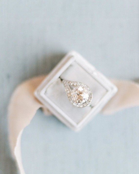 40 Engagement Rings Worn by Real Brides