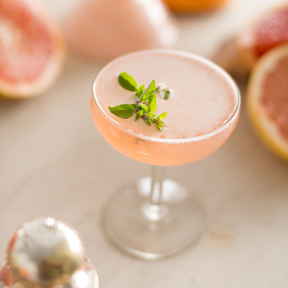 Rose Signature Cocktail