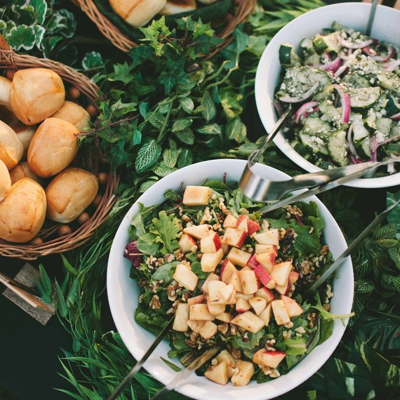 Good Buffet Food For Weddings: Wedding Food Stations Vs. Buffets: An Expert Breaks Down