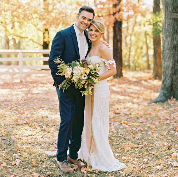 jayme barry wedding couple