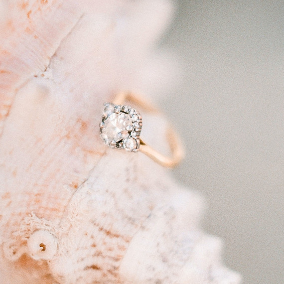 The Etiquette of Proposing with an Heirloom Engagement Ring Martha