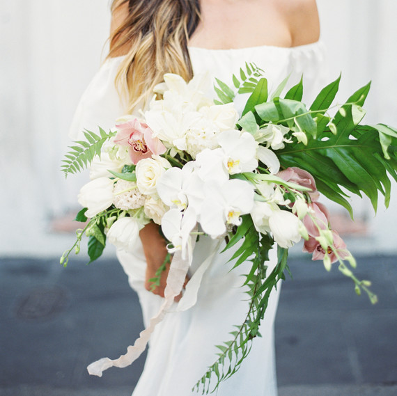 Three Florists Share Their Best Ideas For Wilt Proof Summer Wedding