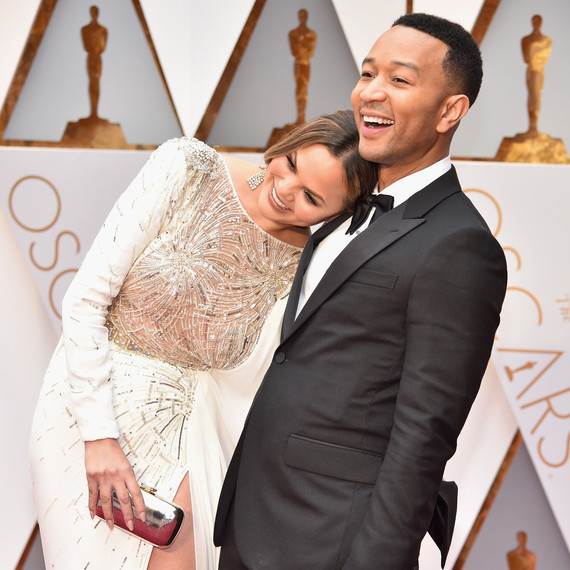 John Legend and Chrissy Teigen Have a Hilarious Bedtime Ritual