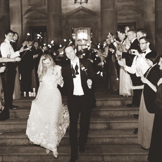 Leaving the Reception: What\'s an Appropriate Time? | Martha Stewart ...