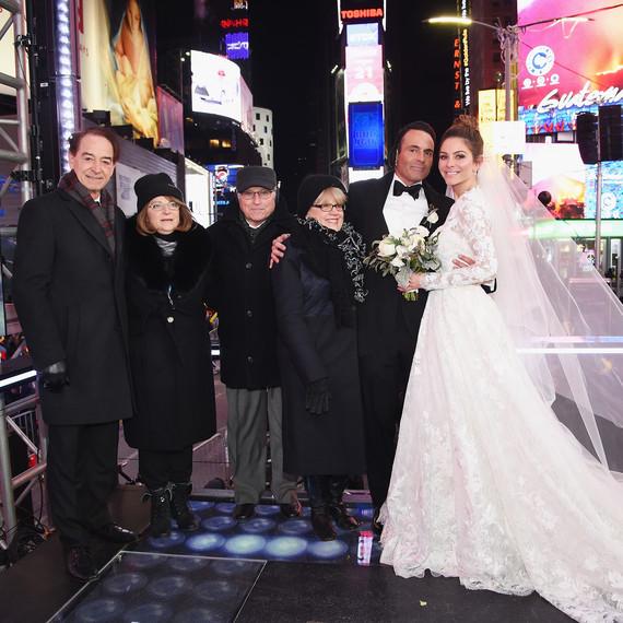 Maria Menounos and Kevin Undergaro Wedding