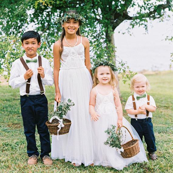 rebecca eryck wedding hawaii kids