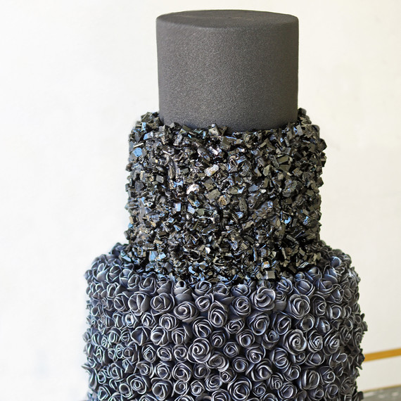 Colton Haynes and Jeff Leatham Wedding Cake