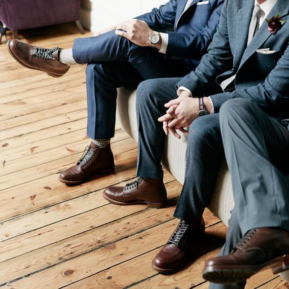 Berluti Alessandro Lace Up Box Calf Leather Shoe