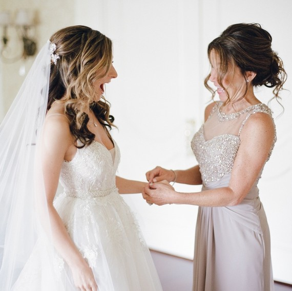Mother of the Bride Rustic Texas Wedding Dress