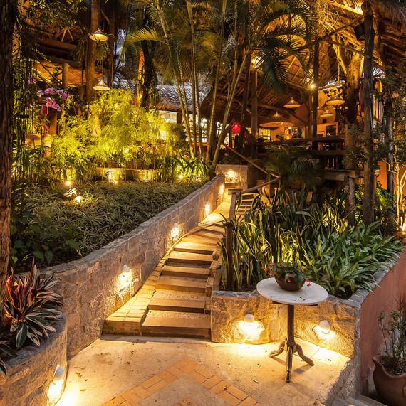 Aprazivel Restaurant in Rio de Janeiro
