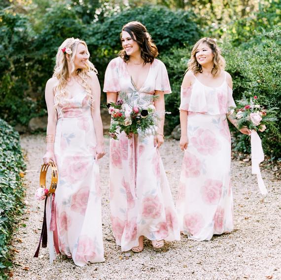 best dressed bridesmaids kristine herman