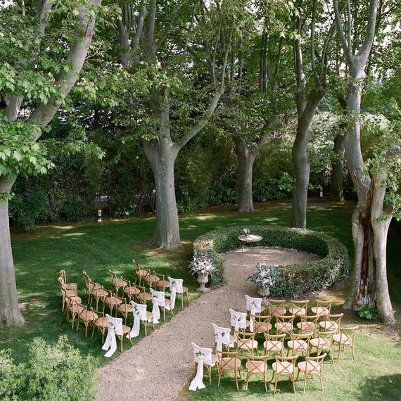 Your Ultimate Garden Wedding Checklist Martha Stewart Weddings
