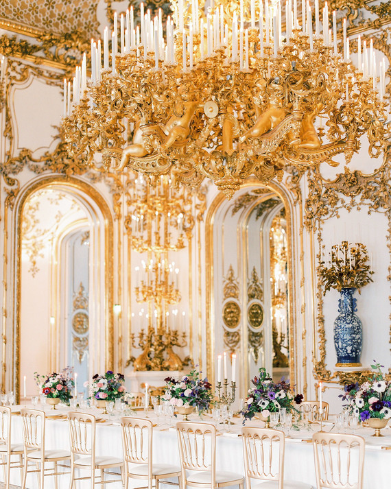 The Most Glamorous Wedding Ideas