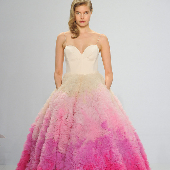 Christian Siriano for Kleinfeld Spring 2017