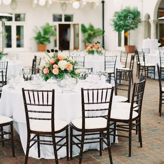 wedding reception - Everything You Need To Know About Renting Chairs For Your Wedding