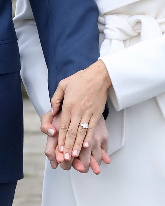 The Best Celebrity Engagement Rings of 2017