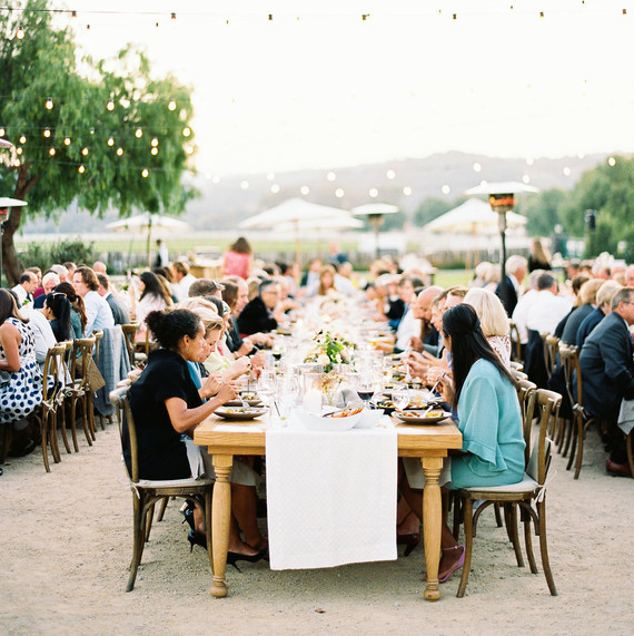What Is A Wedding Reception.What To Serve At A Daytime Wedding Reception Martha