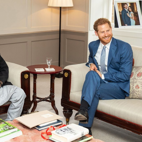 Prince Harry Meghan Markle New Photo