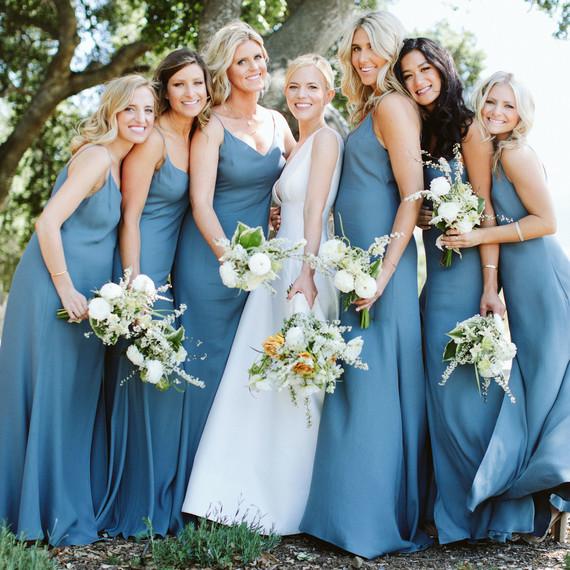 eliza peter wedding bridesmaids