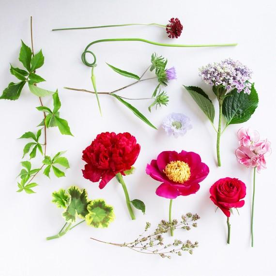 Wedding Flowers For Summer: David Stark Designs The Ultimate Summer Wedding Bouquet