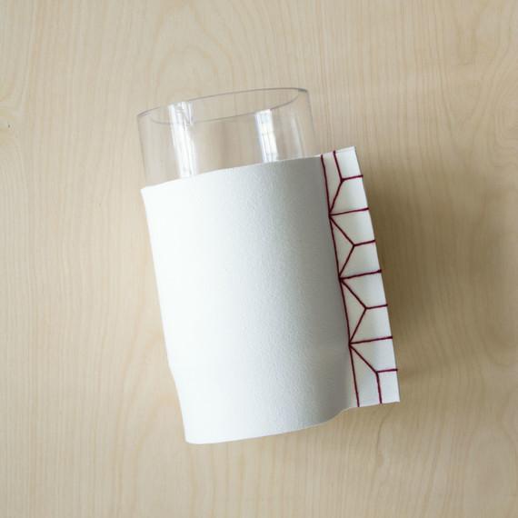 david stark design bookbinding vase step eight
