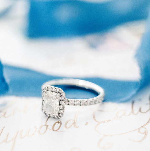 hannah steve engagement ring