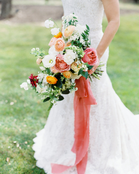 Romantic Ways to Use Ribbon Throughout Your Wedding