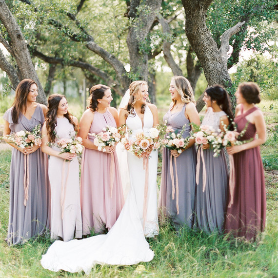 d11ef0be8077 These Will Be the Most Popular Bridesmaids' Dress Colors in 2019 ...