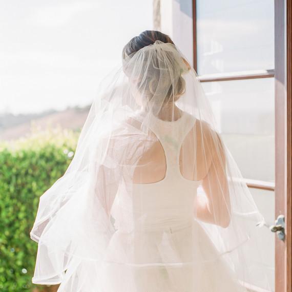 kathryn ian wedding bride racer back