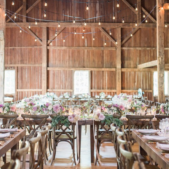 Country Wedding Reception Ideas: 10 Things To Consider Before Planning A Barn Wedding