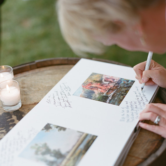 Wedding Guest Book Ideas: How To Get Wedding Guests To Sign Your Guest Book