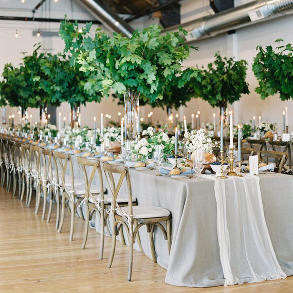 Unique Wedding Centerpieces: 6 Things To Do With Your Centerpieces After The Wedding