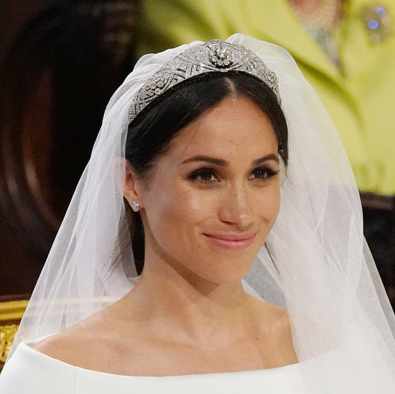 Meghan Mccain Wears Marchesa Wedding Dress: Flipboard: This Is How Meghan Markle Surprised Prince