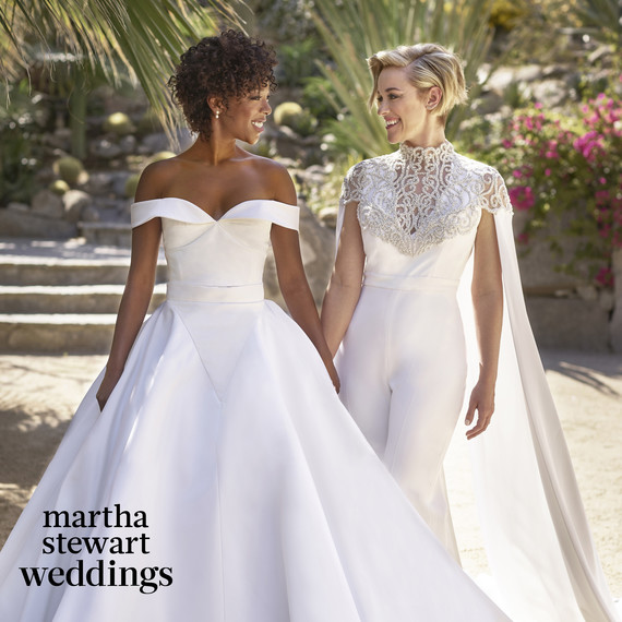 Exclusive Samira Wiley and Lauren Morelli Are Married Martha