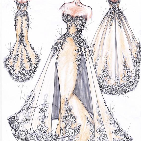Say Yes To The Dress Star Randy Fenoli Announces New Wedding Dress