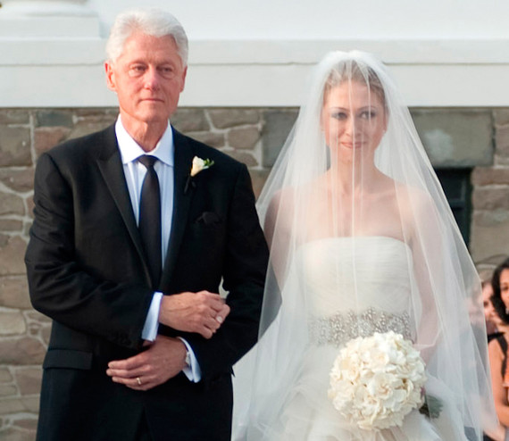 Chelsea Clinton Reflects On Her Wedding Day Amp Becoming A