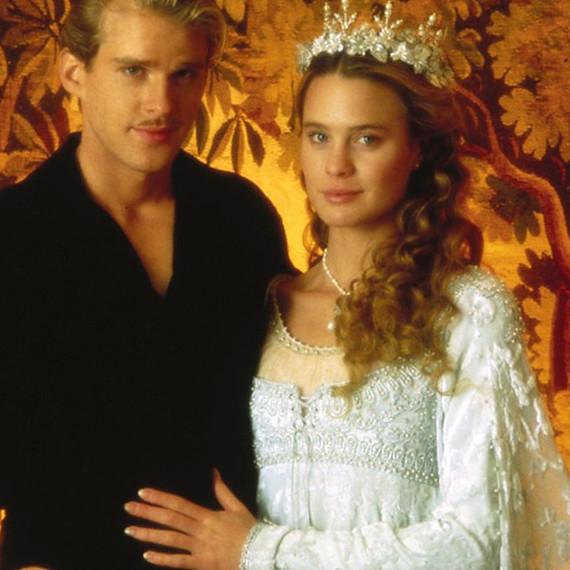 Movie Wedding Dresses The Princess Bride Robin Wright