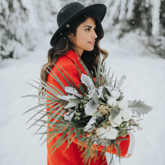 Outdoor Wedding Outfit Ideas: A Guide For Guests: What To Wear To An Outdoor Winter